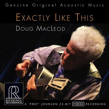 Doug MacLeod - Exactly Like This (2 LPs)