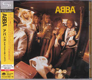 ABBA - --- (Deluxe Edition, CD + DVD)