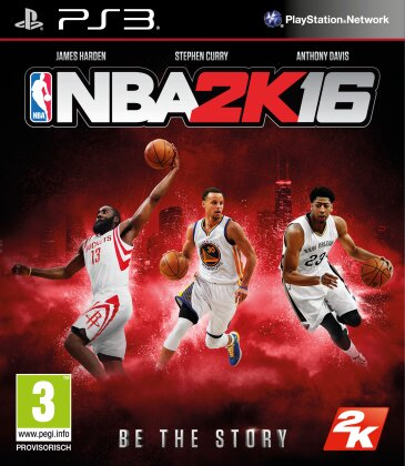 NBA 2K16 (Day One Edition)