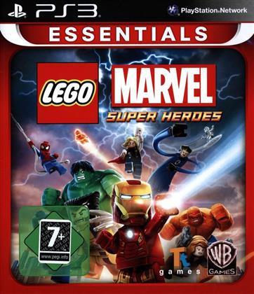LEGO Marvel Super Heroes - Essentials