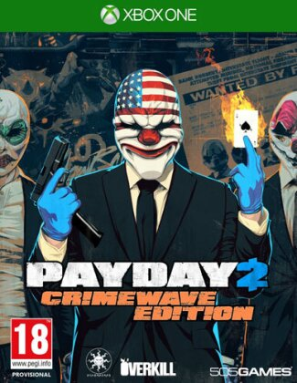 Payday 2 Crimewave Edition (GB-Version)
