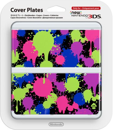 3DS Cover 026 Splatoon