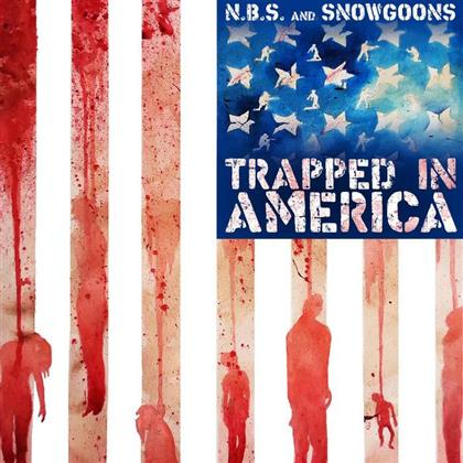 N.B.S. & Snowgoons - Trapped In America (2 CDs)