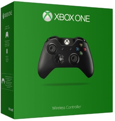 New Wireless Controller - black