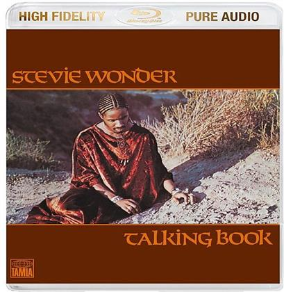 Stevie Wonder - Talking Book - Pure Audio, Blu_ray Only