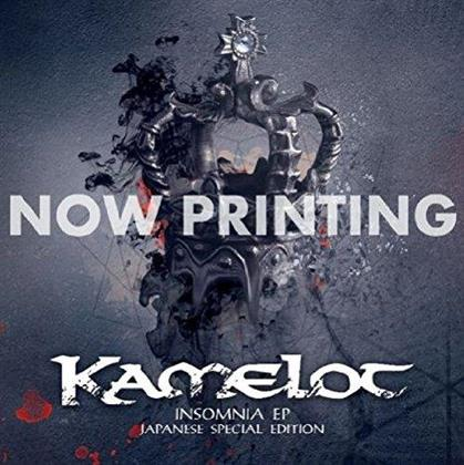 Kamelot - Untitled (CD + DVD)
