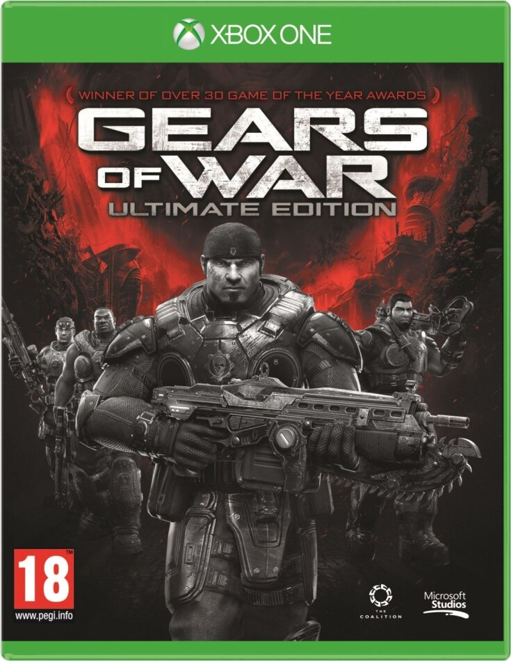 Gears Of War (Édition Ultime)