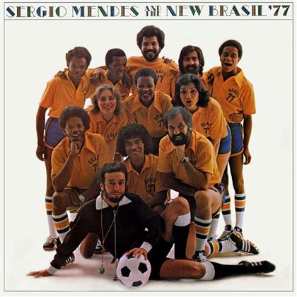 Sergio Mendes - Sergio Mendes & The New Brazil '77