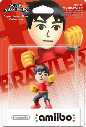 amiibo Super Smash Bros. Mii-Boxer