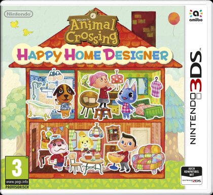 Animal Crossing Happy Home Designer