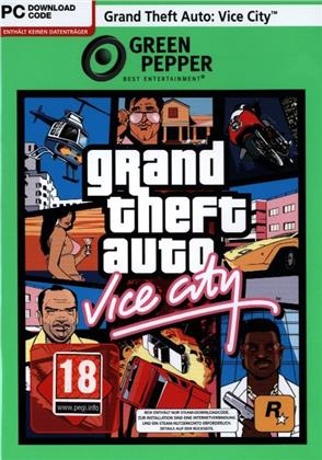 Green Pepper: Grand Theft Auto - Vice City