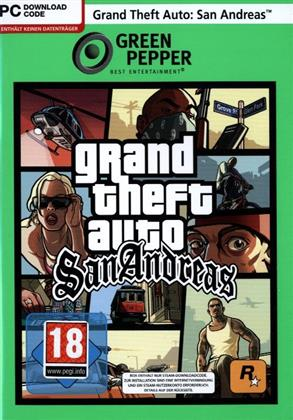 Green Pepper: Grand Theft Auto - San Andreas