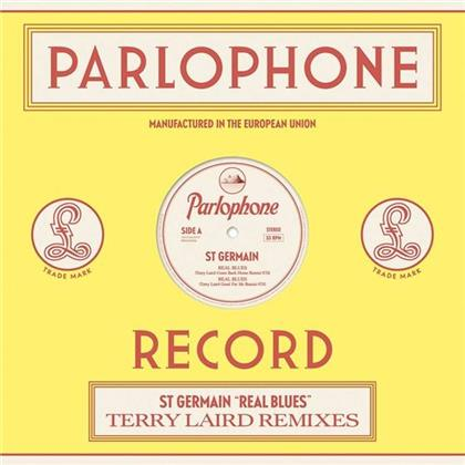 "St. Germain - Real Blues - Terry Laird Remixes (12"" Maxi)"