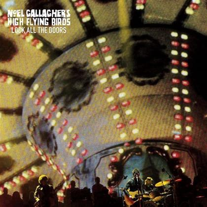 "Noel Gallagher (Oasis) & High Flying Birds - Lock All The Doors - 7 Inch (7"" Single)"