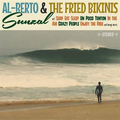 Al-Berto & The Fried Bikinis - Sunzal - Fontastix CD