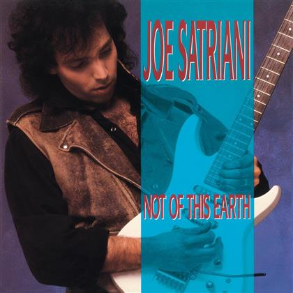 Joe Satriani - Not Of This Earth - Music On Vinyl (LP)