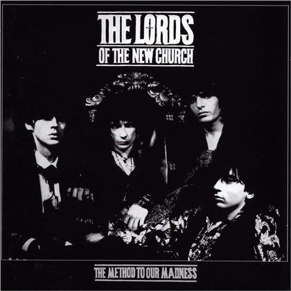 The Lords Of The New Church - Method To Our Madnesss (Limited Edition, LP)