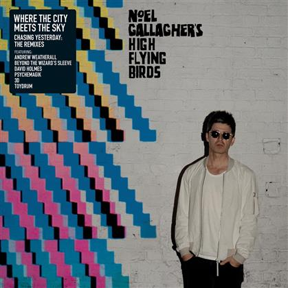 Noel Gallagher (Oasis) & High Flying Birds - Where The City Meets The Sky (2 LPs + CD)