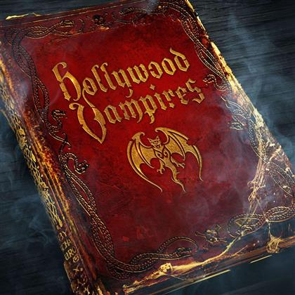 Hollywood Vampires (Alice Cooper/Johnny Depp/Joe Perry) - --- (2 LPs)