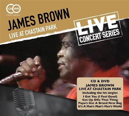 James Brown - Live At Chastain Park (CD + DVD)