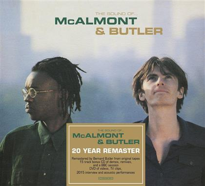 McAlmont & Butler - Sound Of (Remastered, 2 CDs + DVD)