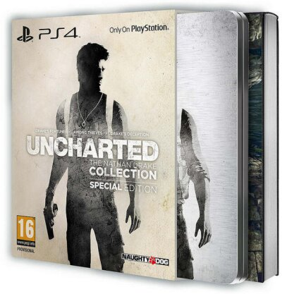 Uncharted: Nathan Drake Collection (Special Edition)