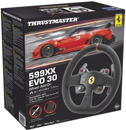 Ferrari 599XX EVO 30 Wheel [Add-On] [Official Licensed Product]
