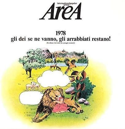 Area (International Popular Group) - 1978 (Reissue)