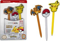 Stylus Set Pokemon (3 Stück) New 3DS
