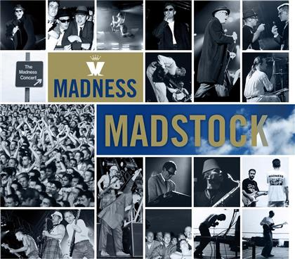 Madness - Madstock (New Version, CD + DVD)