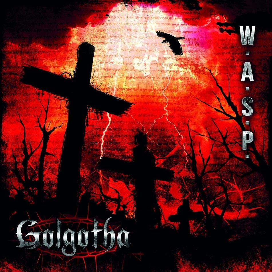 Wasp - Golgotha (Limited First Edition)
