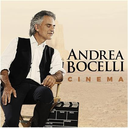Andrea Bocelli - Cinema - Standard Edition 13 Tracks