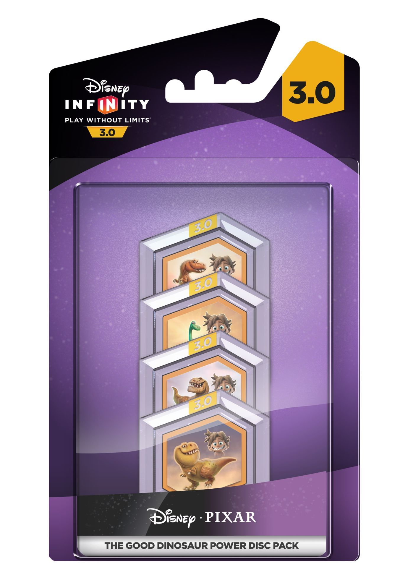Bild Disney Infinity 3.0 - The Good Dinosaur Bonus-Coins-Set (Xbox 360, Xbox One, PlayStation 3, PC, WII U & Nintendo 3DS)
