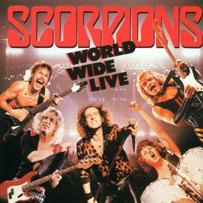Scorpions - World Wide Live (2 CDs)