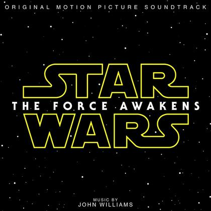 Star Wars & John Williams (*1932) (Komponist/Dirigent) - Episode 7 - Force Awakens (Digipack)