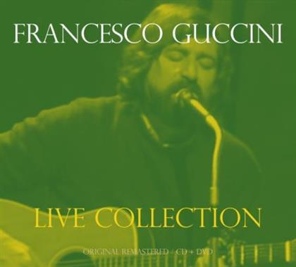 Francesco Guccini - Live Collection - Concerto Live @ RSI 20.01.1982 (Digipack, CD + DVD)