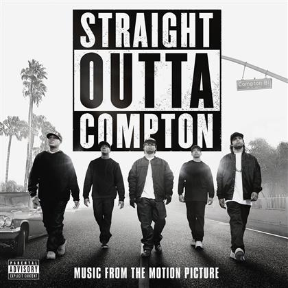 Straight Outta Compton - OST (2 LPs + Digital Copy)