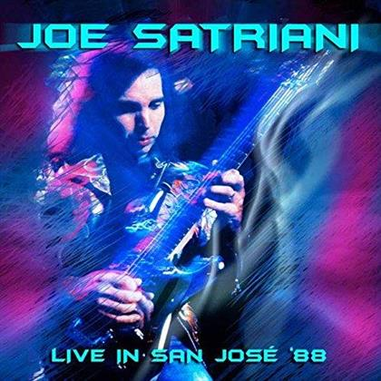 Joe Satriani - Live In San Jose '88 (2 CDs)