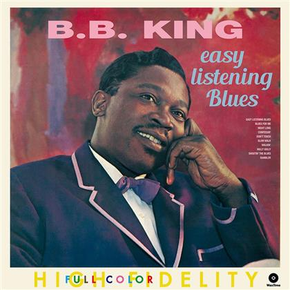 B.B. King - Easy Listening Blues (LP)