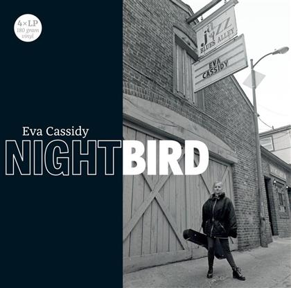 Eva Cassidy - Nightbird (Limited Edition, 4 LPs + 2 CDs + DVD)