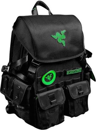 Razer Tactical Backpack - black