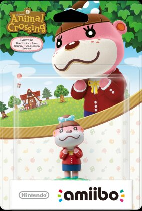Amiibo Animal Crossing Karlotta