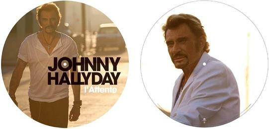Johnny Hallyday - L'attente - Picture Disc (LP)