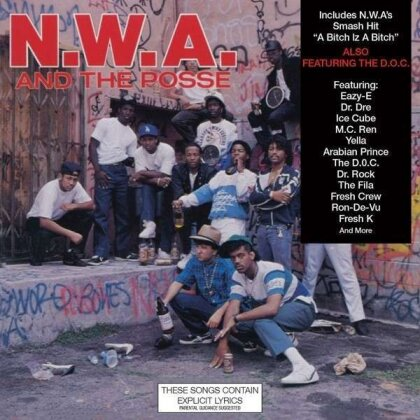 N.W.A. - And The Posse (2 CDs)
