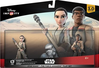 Disney Infinity 3.0 - Star Wars The Force Awakens Playset