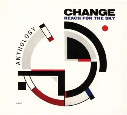 The Change - Reach For The Sky/Anthology 1980-1985 (Remastered, 2 CDs)