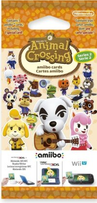 Amiibo Karten - Animal Crossing Happy Home Designer Vol.2