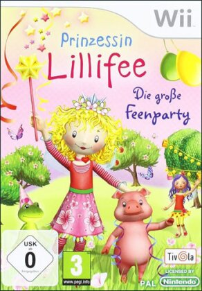 Prinzessin Lillifee Feenparty