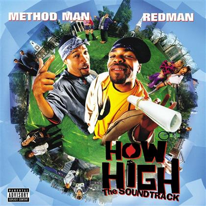 Method Man (Wu-Tang Clan) & Redman - How High - OST (2015 Version, 2 LPs)