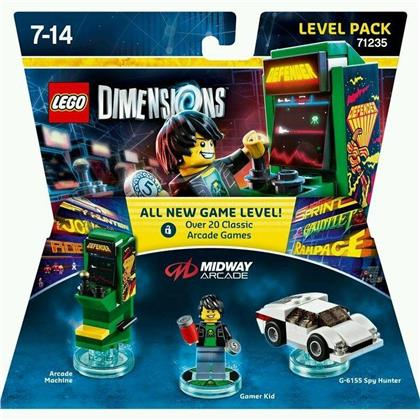LEGO Dimensions Level Pack Midway Arcade